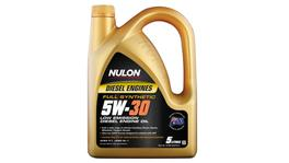 Nulon Full Synthetic Diesel Low Emission Engine Oil 5W30 5L 3 Box