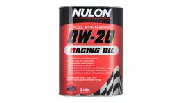Nulon Racing Oil Full Synthetic 0W-20 NR0W20-5 260481