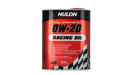 Nulon Racing Oil Full Synthetic 0W-20 1L NR0W20-1 260482