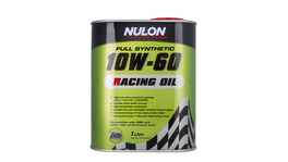 Nulon Racing Oil Full Synthetic 10W-60 1L NR10W60-1 260490