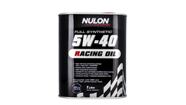 Nulon 5W-40 Racing Oil 1L Full Synthetic NR5W40-1 260486