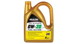 Nulon Full Synthetic Fuel Saving Engine Oil 0W20 5L