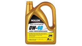 Nulon Full Synthetic High Performance Engine Oil 0W40 5L