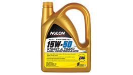 Nulon Full Synthetic Street Track Engine Oil 15W50 5L