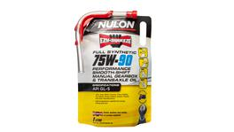 Nulon EZY-SQUEEZE Full Synthetic Gearbox and Transaxle 75W90 1L