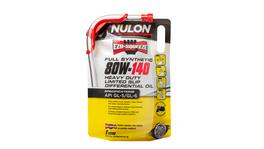 Nulon EZY-SQUEEZE Full Synthetic HD Limited Slip Differential Oil 80W140 1L 4 Box