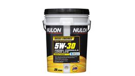 Nulon 5W30 Engine Oil Full Synthetic Diesel Long Life 20L