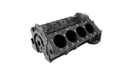 P-Ayr Replica Plastic Engine Block SBC 350 W/O Heads