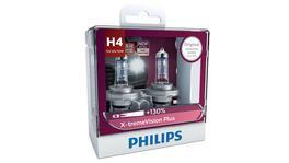 Philips X-treme Vision +130 H4 Globe 12V 60/55W (2Pk) 12342XVPS2