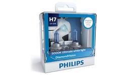 Philips Diamond Vision H7 Globe 12V 55W (2Pk) 12972DVS2