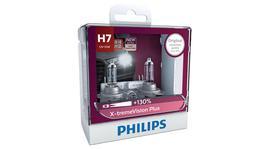 Philips X-treme Vision +130 H7 Globe 12V 55W (2Pk) 12972XVPS2