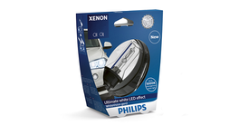 Philips White Vision  D1S HID Globe 85V 35W (2Pk) 85415WHV2S1