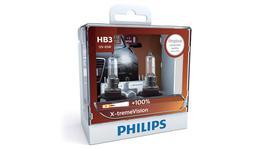 Philips X-treme Vision +100 HB3 Globe 12V 65W (2Pk) 9005XVSM