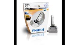 Philips Ultinon LED D3S HID Globe 35W 42403VIS1