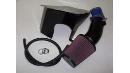 Plazmaman 4 Inch Air Intake And Air Box Kit Raw Fits BA BF XR6 Turbo
