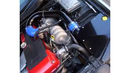 Plazmaman Air Box Kit Raw Fits BA BF 4Ltr Non Turbo