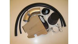 Plazmaman 4 Inch Air Box Intake Kit Raw Fits FG FGX XR6 Turbo