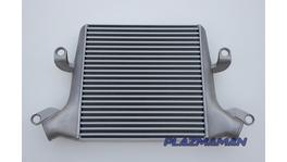 Plazmaman Intercooler 700hp (easy bolt in) 400x380 Raw Fits FG FGX XR6 Turbo