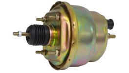 "Proflow PFEBB7537 - Brake Booster 7"" Dual Diaphram Zinc"