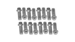 "Proflow PFEEHBST - Stainless Steel Exhaust Header Bolts 3/8"" x 16 Piece"