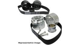 Proflow PFEGK0254 - Gilmer Drive Kit fits Ford Windsor 302 351W 289 Silver