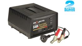 PROJECTA 5.4A Battery Charger 12V 2 Stage Auto AC800