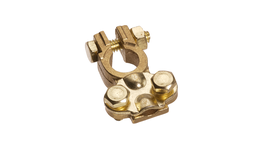 PROJECTA Brass Battery Terminal Small Positive BT36-P1