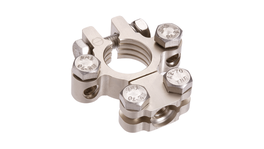 PROJECTA Satin Forged Brass Battery Terminal Negative BT820-N1