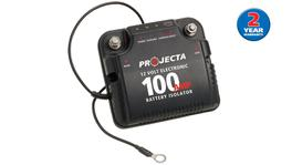 PROJECTA 12V 100A Electronic Dual Battery Isolator DBC100