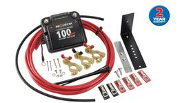 PROJECTA 12V 100A Electronic Dual Battery Isolator Kit DBC100K