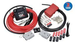 PROJECTA 12V 150A Electronic Dual Battery Isolator Trailer Kit DBC150TK