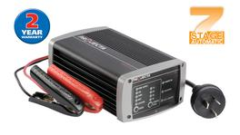 PROJECTA Intelli-Charge 7A 12V Battery Charger 7 Stage Auto IC700