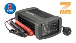 PROJECTA Intelli-Charge 7A 12V Battery Charger 7 Stage Auto IC700W