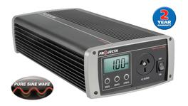 PROJECTA Intelli-Wave 12V 1000W Pure Sine Wave Inverter IP1000