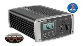 PROJECTA Intelli-Wave 12V 600W Pure Sine Wave Inverter IP600