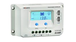 PROJECTA 20A 12/24V Solar Charge Controller 4 Stage Auto SC220
