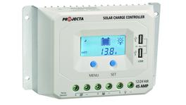 PROJECTA 45A 12/24V Solar Charge Controller 4 Stage Auto SC245