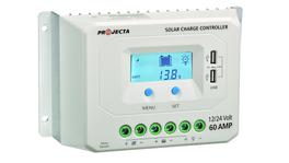 PROJECTA 60A 12/24V Solar Charge Controller 4 Stage Auto SC260