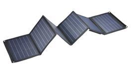 PROJECTA Monocrystalline 12V 120W Soft Folding Solar Panel Kit SPM120K