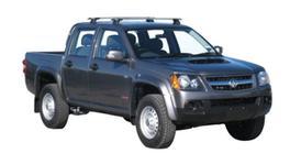 Prorack Through Bar Roof Rack Kit Holden Colarado 2008-2012 238573