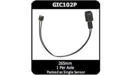 Protex Brake Pad Wear Sensor GIC102P 290782