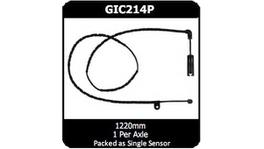 Protex Brake Pad Wear Sensor GIC214P