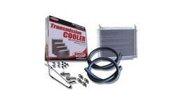 """PWR Transmission Oil Cooler Kit fits Commodore VE (280x255x19mm 3/8"""") PWO7267"""