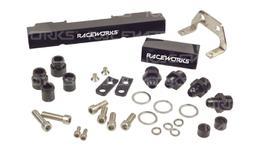 Raceworks Fuel Rails fits Mazda RX7 Series 4/5 13BT