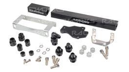 Raceworks Fuel Rails fits Mazda RX7 Series 6/7/8 13BT
