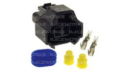 Raceworks Denso Multi-Fit Lug Injector Connector