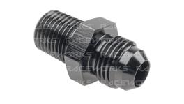 "Raceworks An-6 Male Flare To Npt 1/4"" Straight"