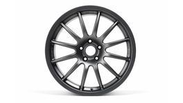 "RacingLine VWR600005 - VWR Cup Edition Wheel 19x8.5"" Gunmetal Grey ET45 5x112 (Set of 4)"