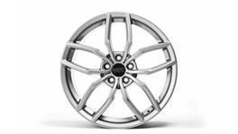 "RacingLine VWR610360SVR - VWR R360 Wheel 19x8.5"" Silver ET44 5x112 (1 Wheel)"