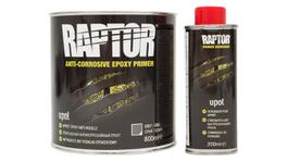 Raptor Anti-Corrosive Epoxy Primer 4:1 Kit